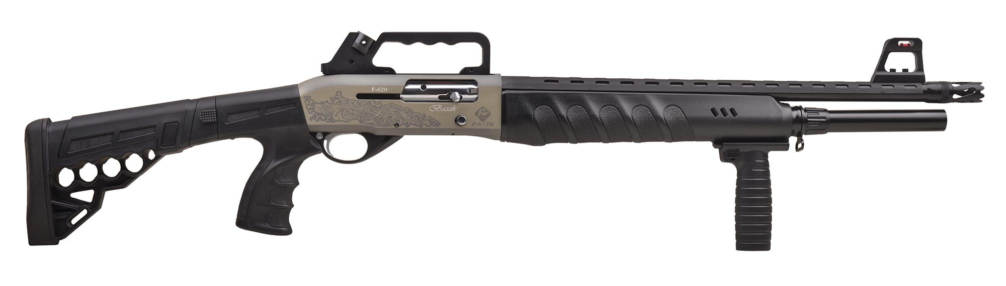 Basak F620 Smoked Tactical