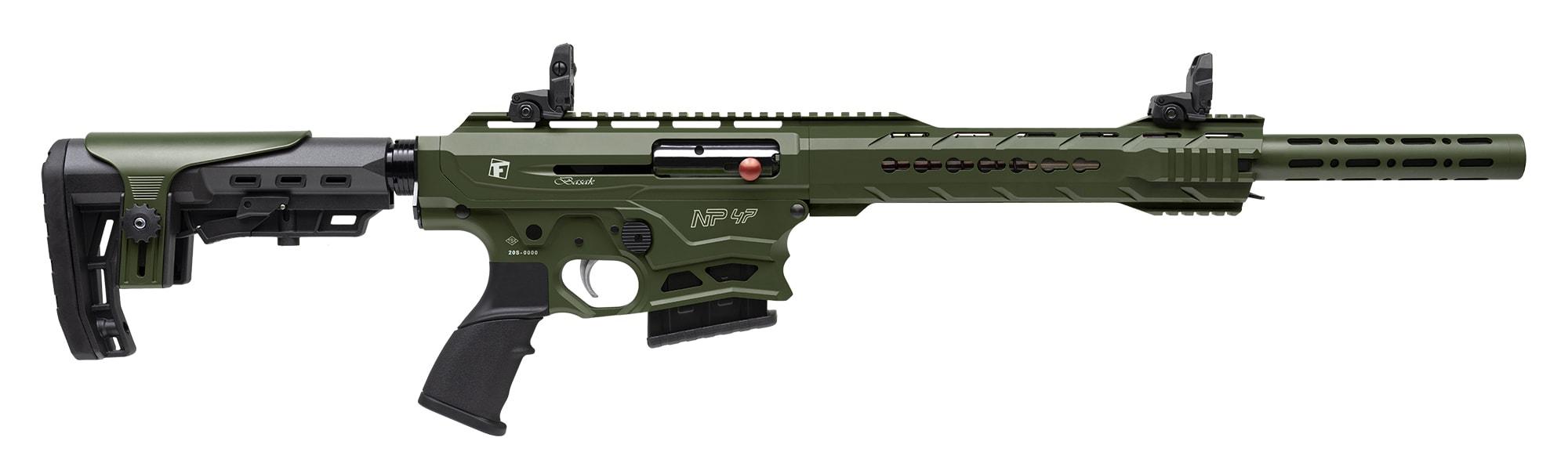 Basak NP47 Green