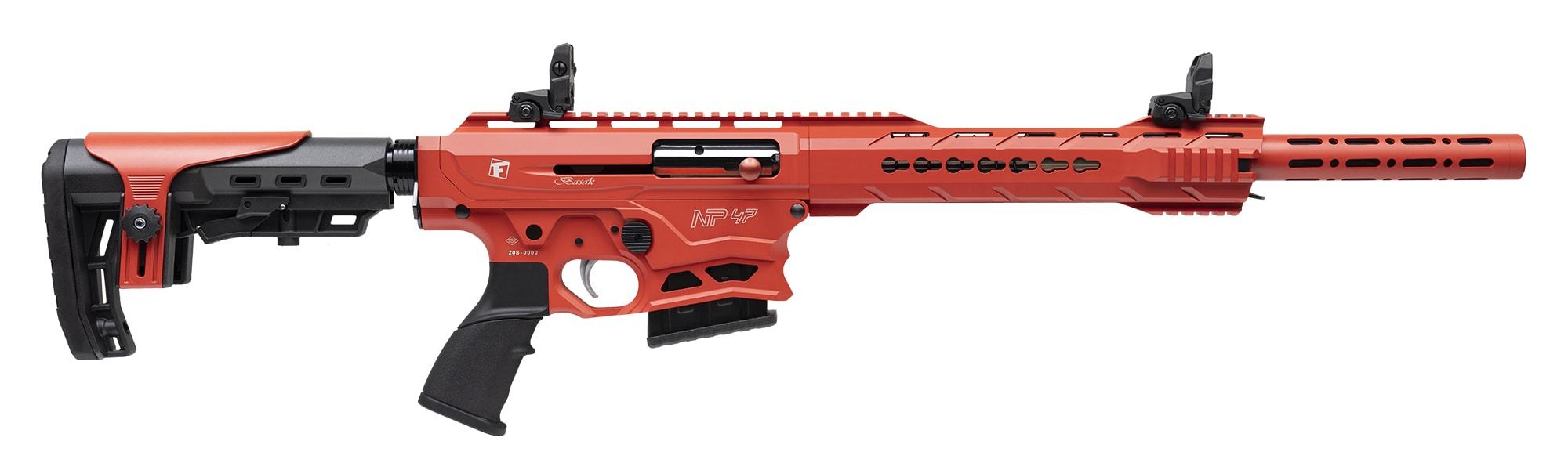 Basak NP47 Red
