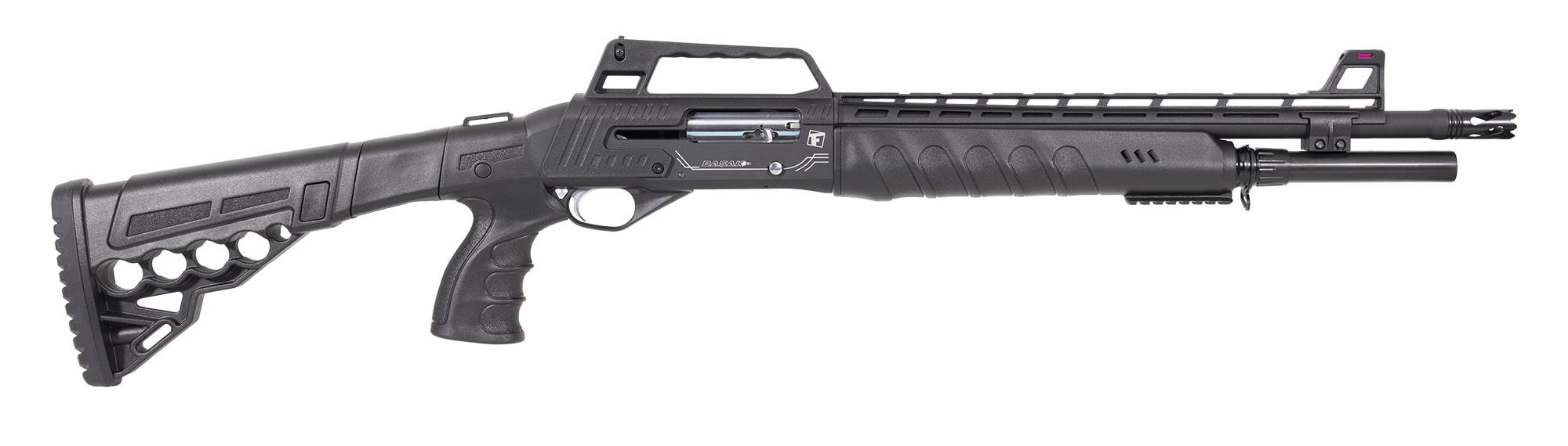 Basak F610 Black Tactical